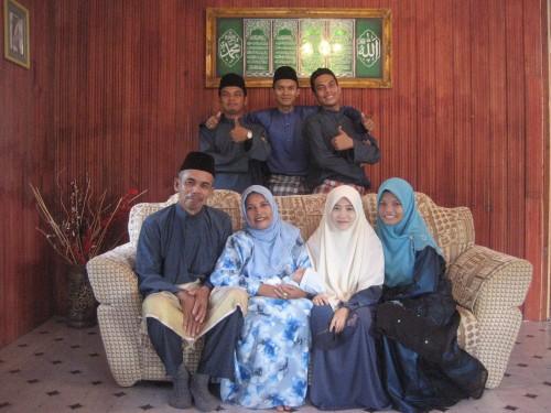 Keluarga Hj Suhaili