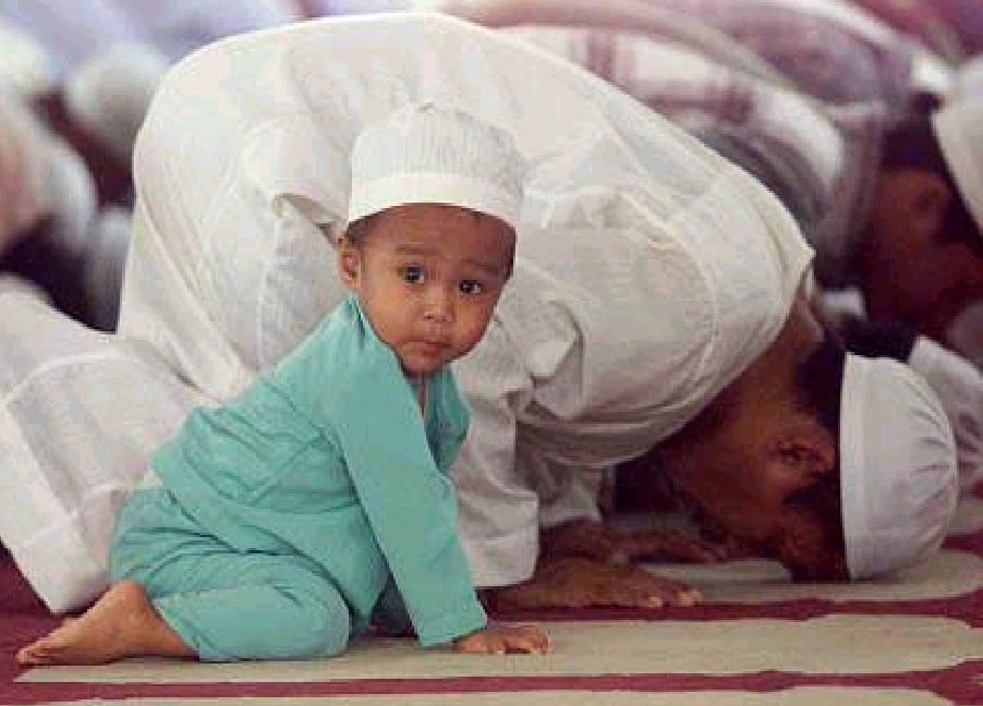 anak-perjuangan KABAH BUKAN BERHALA; Mengapa umat Islam berkiblat pada Kabah  wallpaper