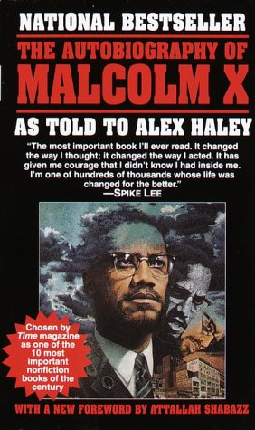 Autobiography of MalcolmX
