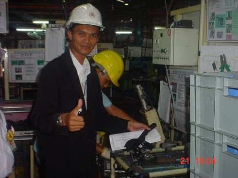 Engineer Perodua
