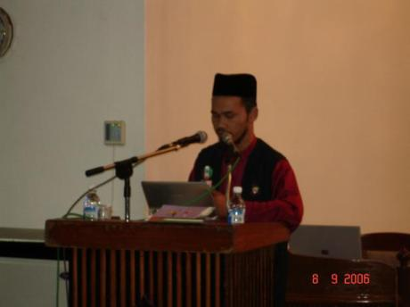 Ceramah Perdana MBPMiri