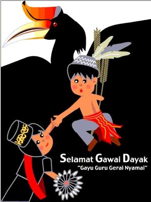 Ari Gawai Dayak