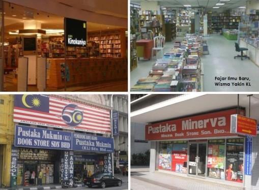 Kedai Buku KL