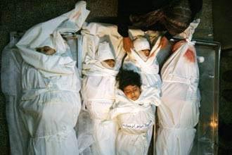 Kanak-kanak Mangsa Rejim Zionis Laknatullah