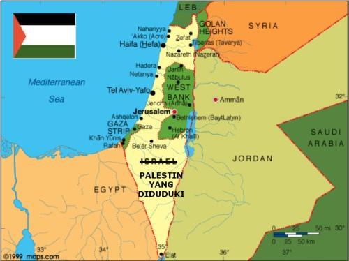 Palestin Yang Diduduki
