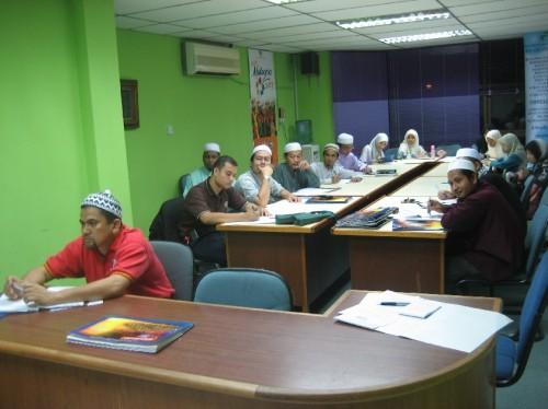 Kelas Pengajian Bahasa Arab