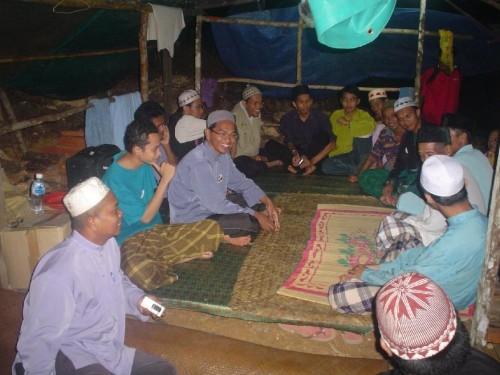 Sesi Taa'ruf (Suai Kenal) bersama Saudara Kita Masyarakat Iban Ulu Kota