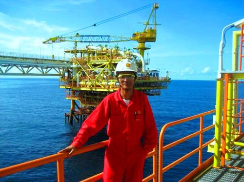 Offshore at E11 Complex