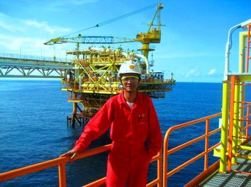 Offshore at E11 Complex