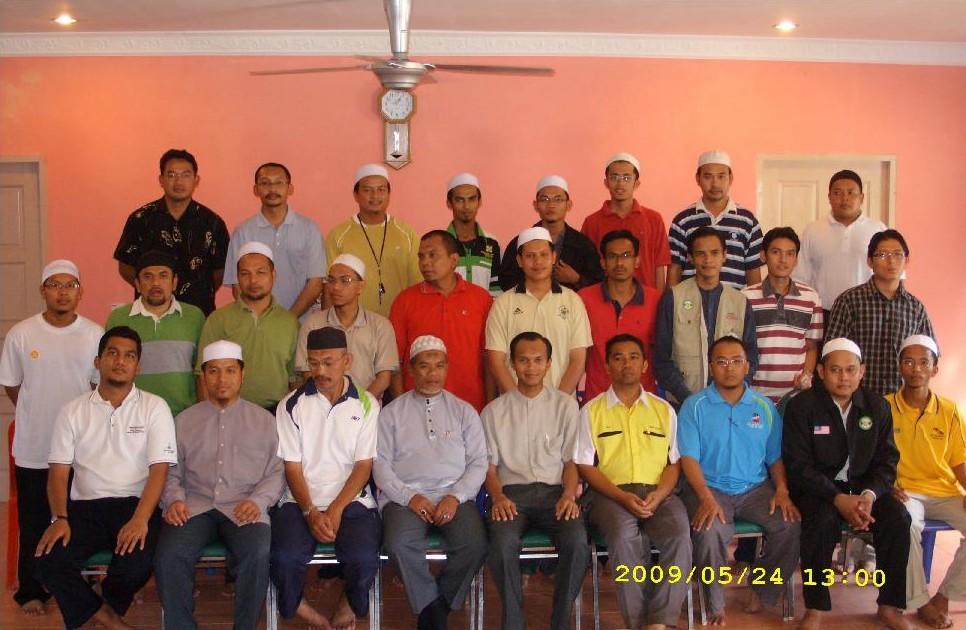 Bengkel AMAL 23-24 Mei 2009