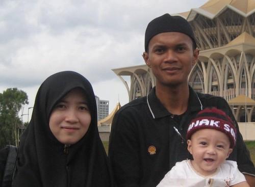 Muhammad 'Izzul Islam... 8 Jun 2009 - 6 hari lagi 9 bulan!