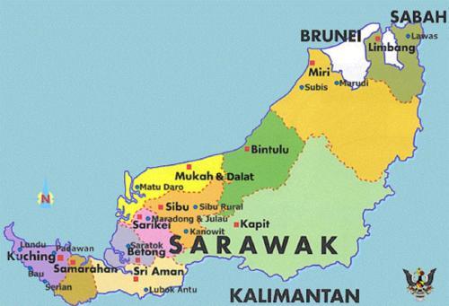 Sarawak Tanahairku.. Negeriku Tanah Tumpahnya Darahku!