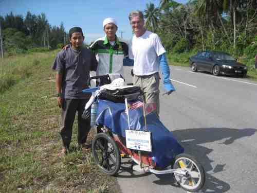 Jean di Miri, Sarawak, Malaysia - 21 Jun 2009! :-)