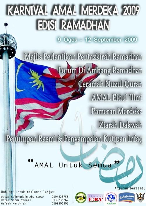 Karnival Amal Merdeka Bintulu 2009