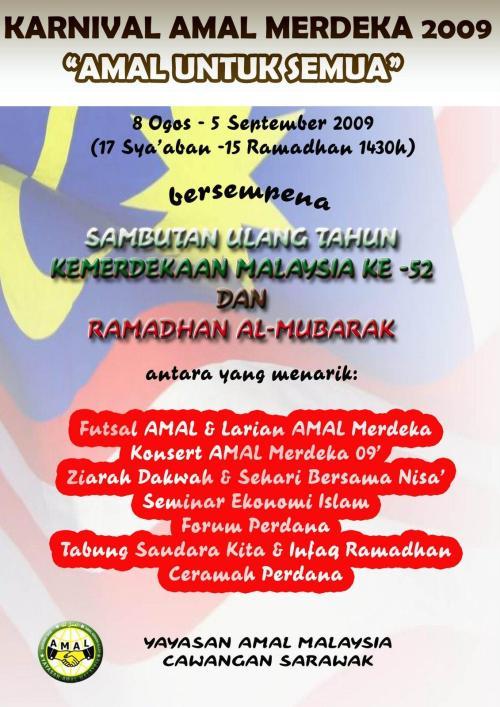 Karnival AMAL Merdeka 09