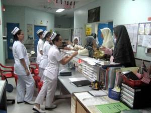 Jururawat meraikan Sukarelawan Muslimat AMAL