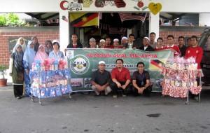 Gambar Kenangan Ziarah Hospital 29-08-2009