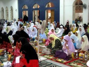 Sebahagian daripada Hadirat Muslimat