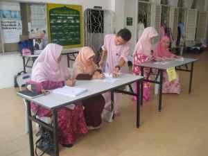 Pendaftaran Peserta Tadarus Al-Qur'an