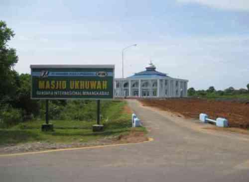 Masjid Ukhuwah Bandara Internasional Minangkabau
