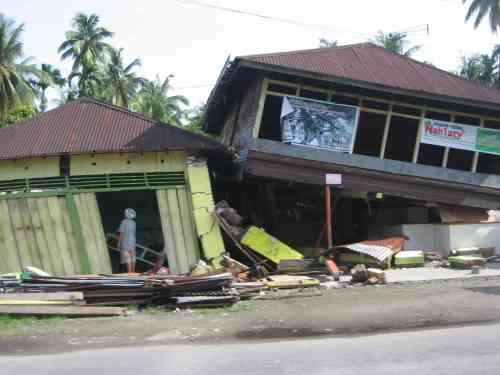 Sebuah Rumah di Padang Pariaman