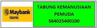 Dana Tabung DPPM Untuk Gempa Bumi Sabah